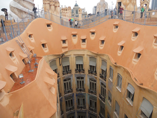 Vacaciones en Barcelona 2014